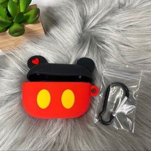 AirPods Pro Silicone Cartoon Skin Case - Mickey